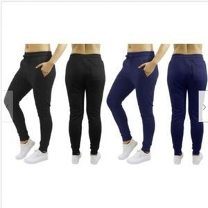 Women's  Loose Fit Fleece Joggers